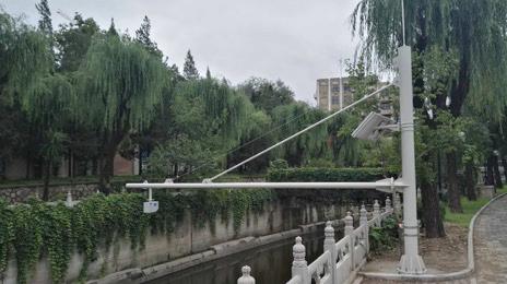 清华大学校河在线监测项目
